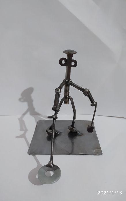 Статуэтка техно арт Змиев - изображение 1