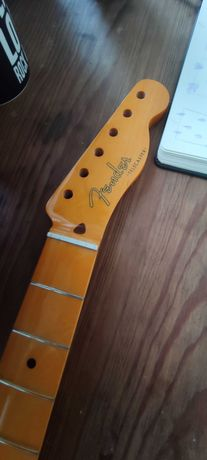 Fender Classic 50s telecaster lacquer neck