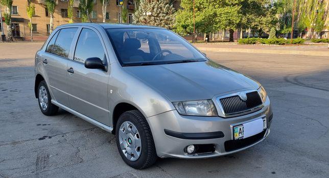 Автомобиль Skoda Fabia 2007. 1,2 Бензин. Надёжный, экономичный! Торг