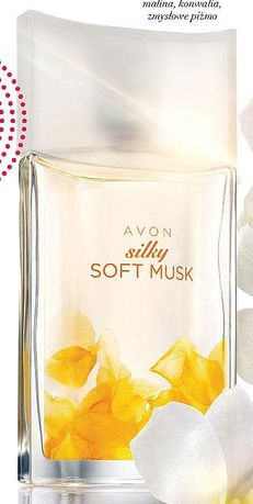 Silky Soft Musk AVON 50ml