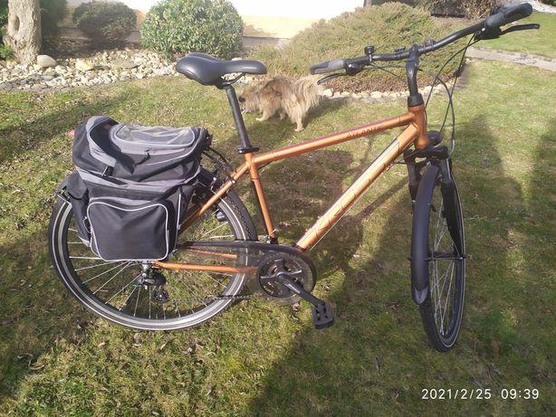 Rower cross torba licznik gratis