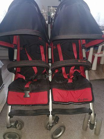 Sprzedam wózek bliźniaczy albo rok po