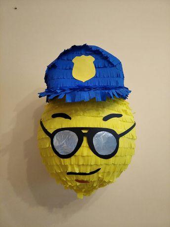 Piniata urodzinowa Lego Policjant