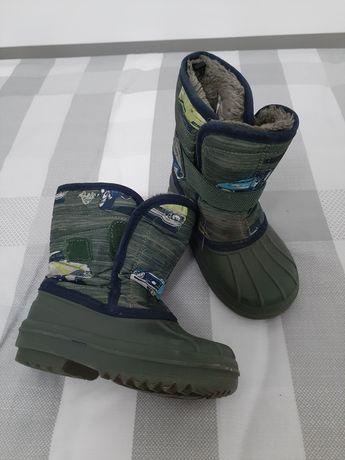 Зимове взуття чілдренплейс, 25 розмір 16 см устілка