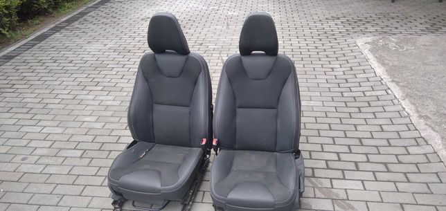 VOLVO XC60 Fotele Kanapa
