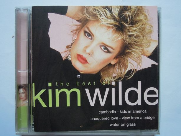 kim wilde the best of