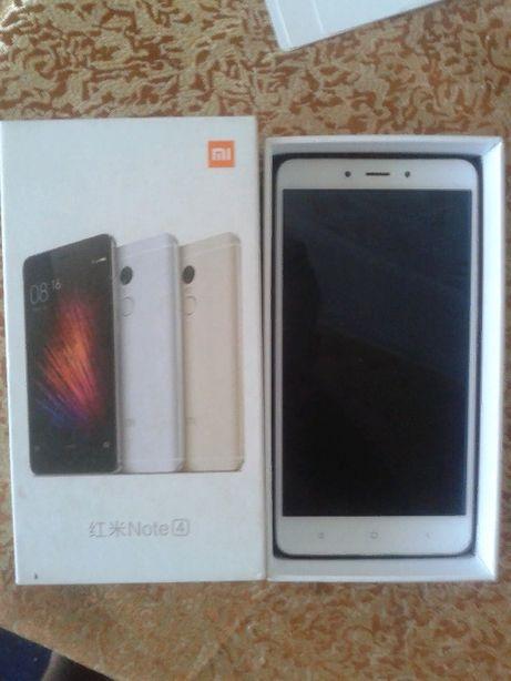 Xiaomi redmi not 4 новый