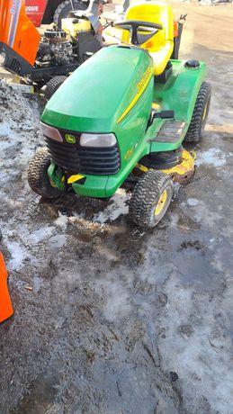 Maska kosiarka traktorek john deere lt170 czesci