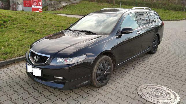 Honda Accord VII 2.0 Vtec + Gaz LPG Skóra,Grzane Fotele,Klima,Manual