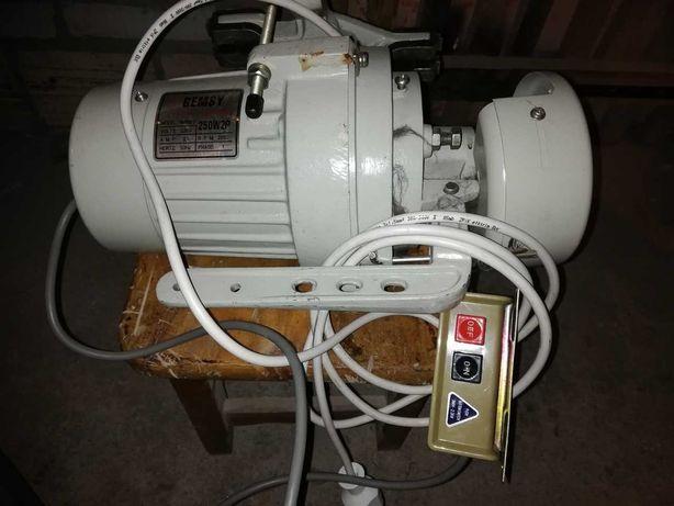 Silnik elektryczny do maszyny szyjącej