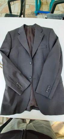 Fato noivo oxford, colete crisci e gravata