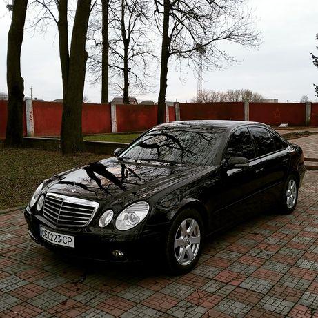 Mercedes-Benz W211 RIDNA FARBA