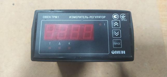 Измеритель-регулятор одноканальный ТРМ1-Щ2-У-Р ОВЕН