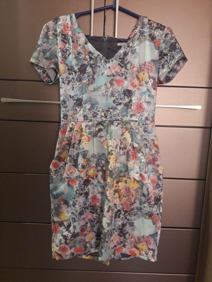 Нарядное платье 42-44 Сумы - изображение 1