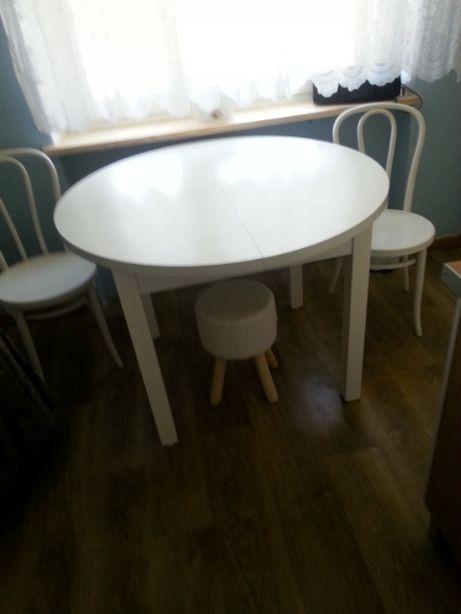 Stół okrągły