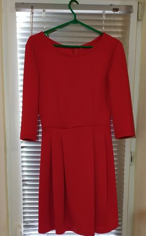 Продам платье, красное, вечернее, синее