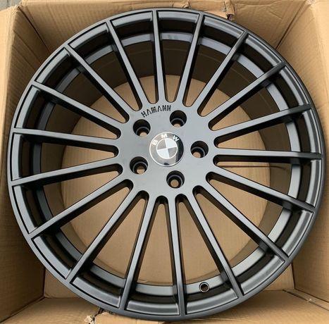 Новые диски Hamann 5*120 R20 на BMW X5 E70 F15 X6 E71 F16