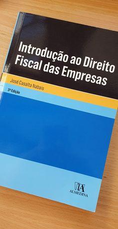 Livro Direito Fiscal das Empresas