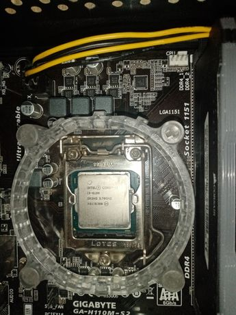Процессор Intel i3 6100 3.7ghz 1151 1155 711