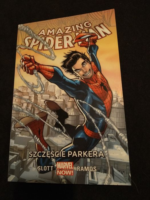 Amazing Spider-Man. Tom1 Jelcz-Laskowice - image 1