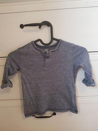 Koszulka z długim rękawem, Hm, rozmiar 98-104