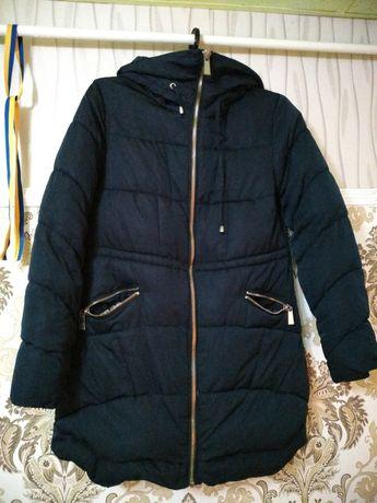Пальто - пуховик (зима)