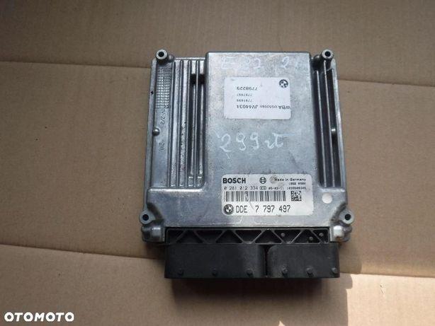 Bmw 2,0d komputer sterownik silnika 0281012334