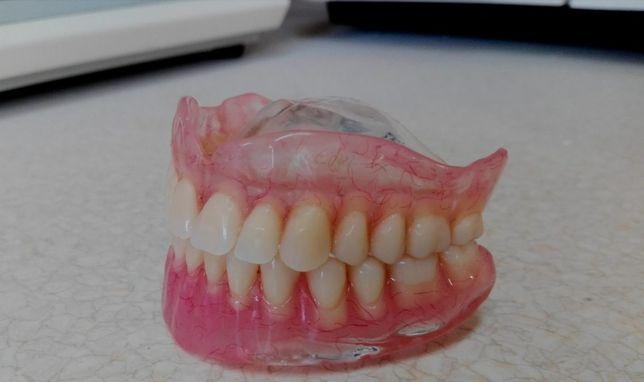 Protezy zębowe biofunkcjonalne