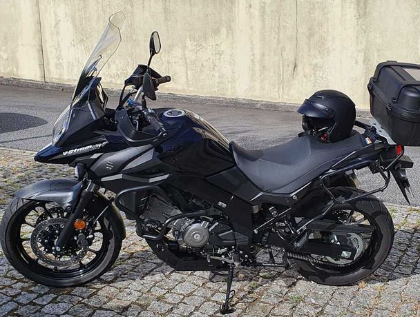 Suzuki V-Strom DL 650A 35Kw 4200Km