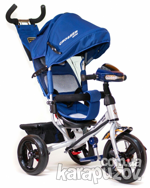 Трехколесный детский велосипед Crosser One T-1