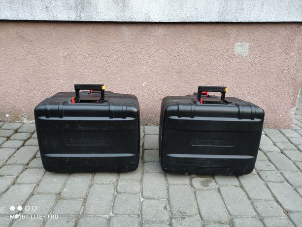 Kufry Vario BMW F800GS