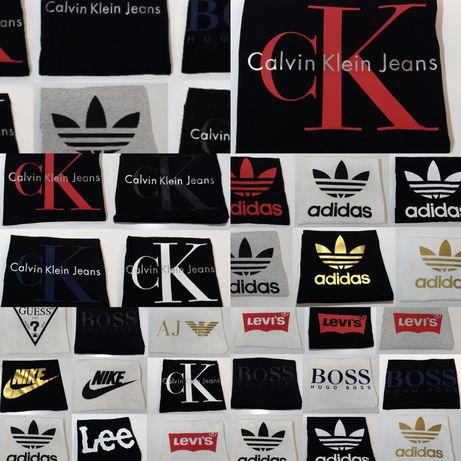 MEGA WYPRZEDAŻ koszulek koszulki Damskie Męskie Calvin Klein Boss