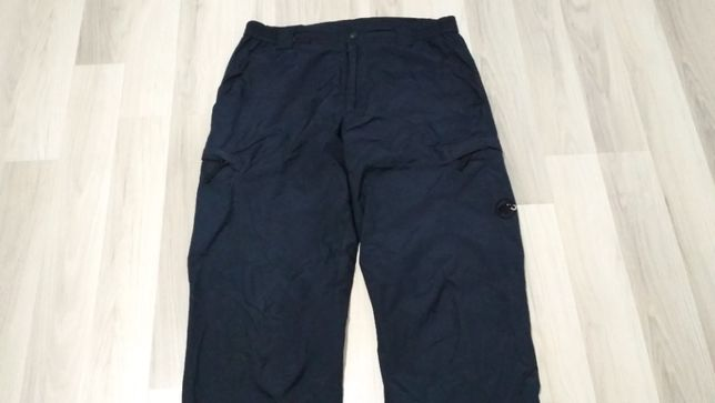 Теплые штаны Mammut ®Drytech штормовые, лыжные + непроницаемые