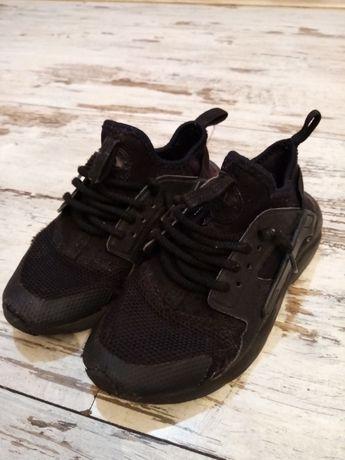 Nike czarne dziecięce chłopięce dziewczęce unisex 31