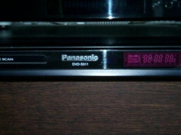 DVD Panasonic S-511