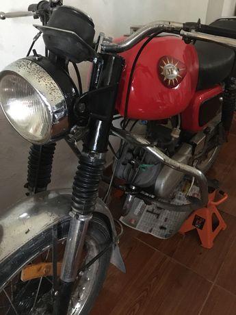 Motorizada Casal 4V