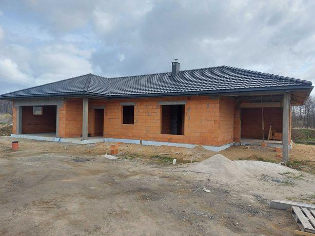 Budowa domu, Wylewanie płyty fundamentowej