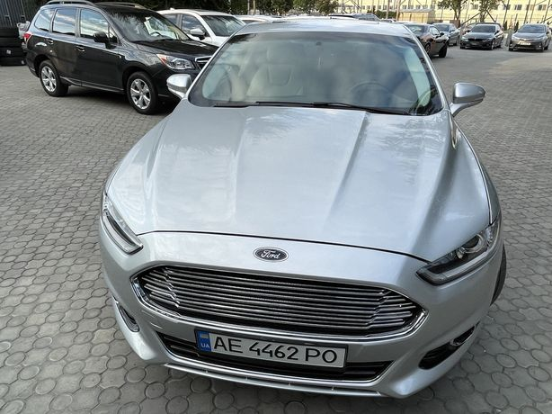 Ford Fusion 2.0 TITANIUM 2015