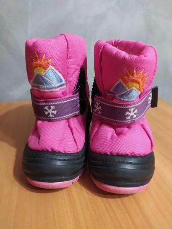 Сноубутси, чобітки Demar  22-23