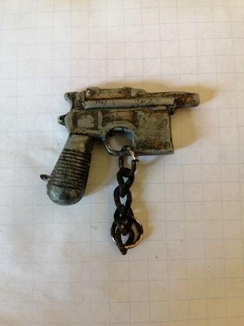 Брелок пистолет ссср