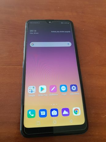 LG K50S zamiana na radio 2 din