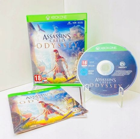 Assassin's Creed Odyssey Xbox One Series S X PL