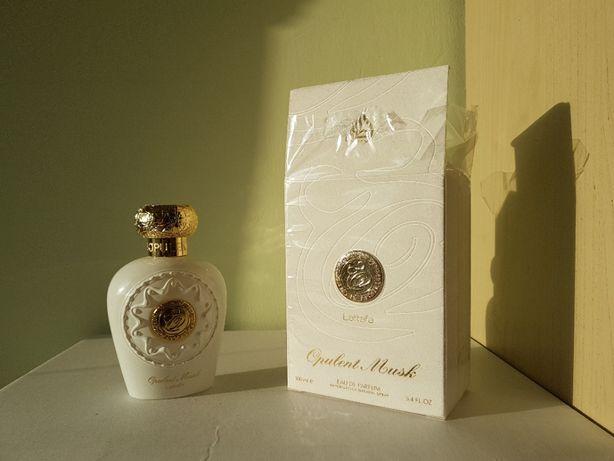 Lattafa Opulent Musk 5 ml spray (MFK Baccarat Rouge 540)