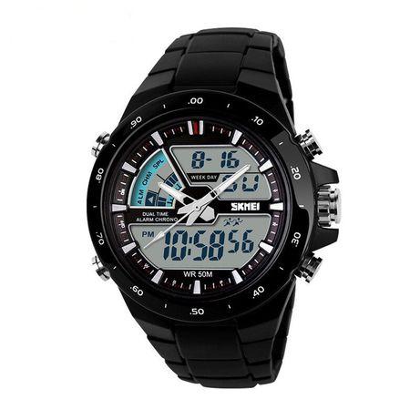 Часы Skmei 1016BOXBK Black BOX