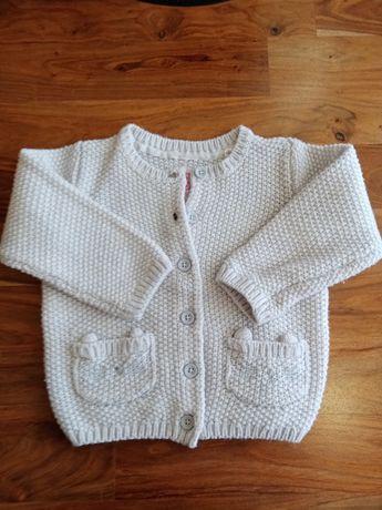 Sweter, sweterek 80 Smyk, dziewczynka