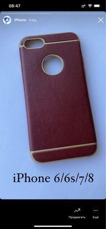 Чехол на IPhone 4 5 SE 6 7 8 Х