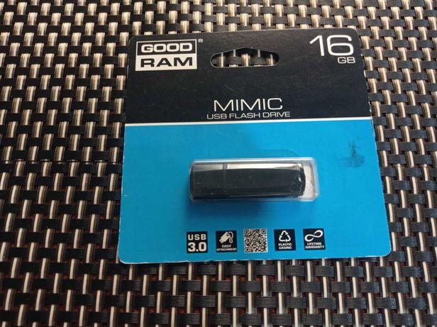 USB флеш  Goodram Mimic 16GB Black (PD16GH3GRMMKR9)