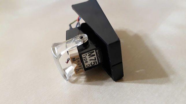 Wkładka igła SHURE M 75 typ d   do gramofonu Dual.
