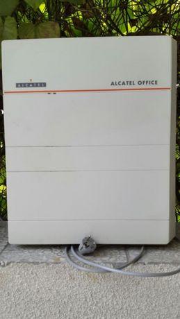 Centrala Telefoniczna Alcatel + Aparaty Tel.Alcatel