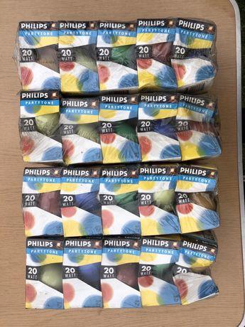 Philips żarówki Partytone różne kolory